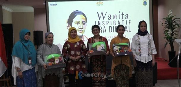 PT JIEP Mencetak Wanita Wirausaha Digital