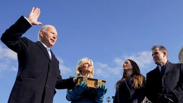 Joe Biden : Demokrasi Telah Menang