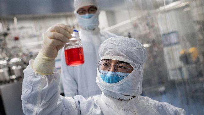 RI Akan Bangun Pabrik Vaksin, Luhut Belajar Dari Teknologi Pfizer