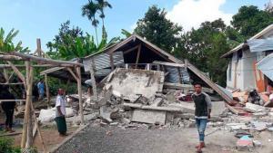 Terjadi Lagi Gempa Susulan Kekuatan 5,5 Magnitudo di malang