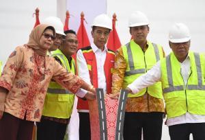 Resmi, Nama Jalan Tol Layang Jakarta-Cikampek Menjadi Sheikh Mohamed Bin Zayed