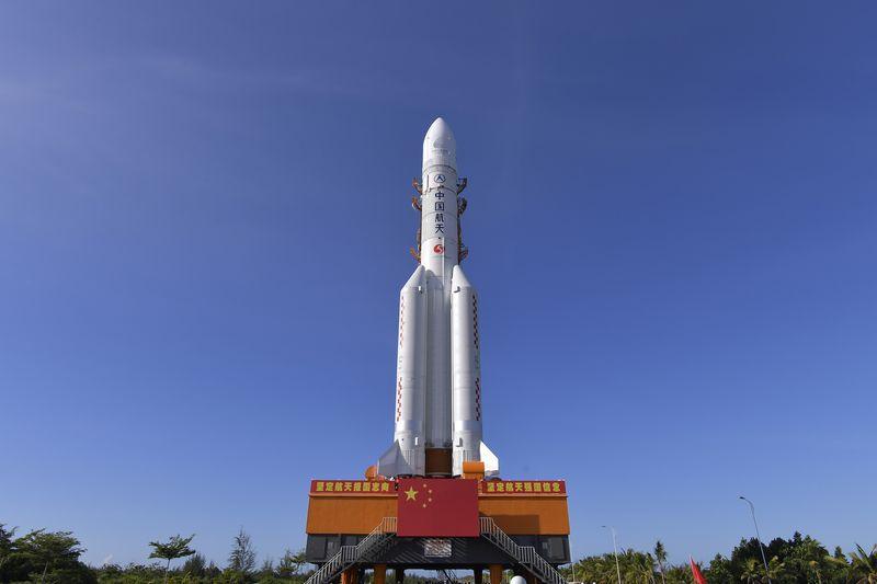 Ini Prediksi Tempat Lokasi Jatuhnya Puing Roket China ke Bumi