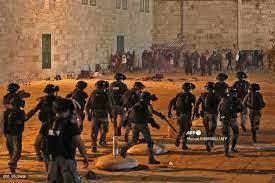 RI Langsung Kecam Kekerasan Israel Pada Warga Palestina di Al-Aqsa Yerusalem