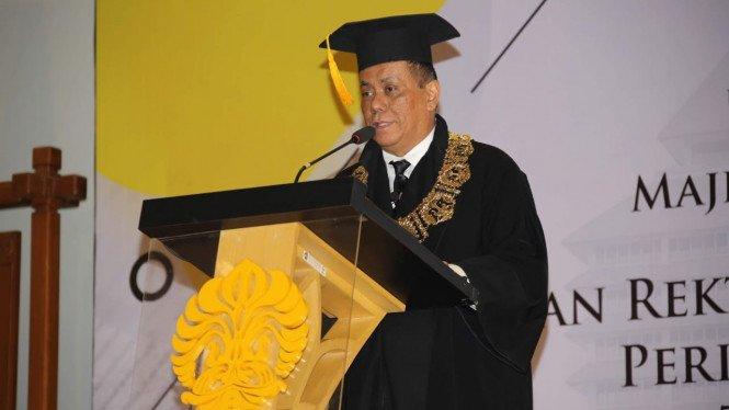 Dianggap Melanggar Aturan, 672 Alumni UI Minta Rektor Ari Kuncoro Segera Diberhentikan