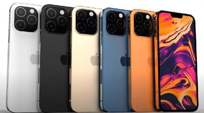 Bukan Main, Iphone 13 Akan Segera Dirilis, Memori Internal Hingga 1 TB